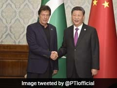 """Support Pak, India In Improving Relations"": Xi Jinping Tells Imran Khan"