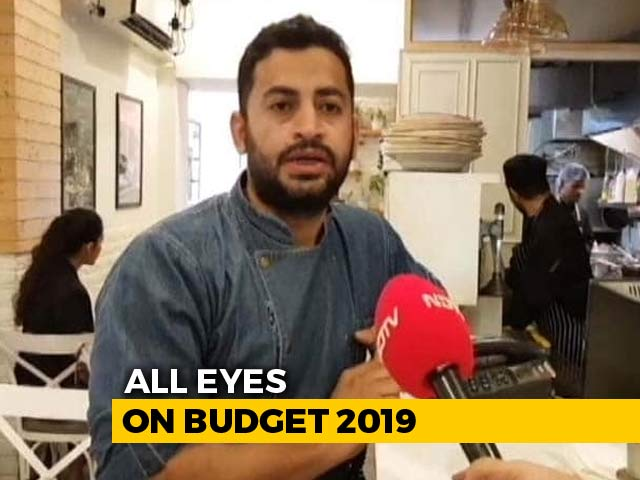 Video : What Restaurants Want From Budget 2019