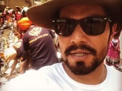 Randeep Hooda Volunteers For Relief Efforts In Drought-Hit Maharashtra