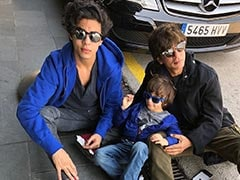 Shah Rukh Khan's Son Aryan As <I>The Lion King</i>'s Simba? Nepotism, Says Twitter