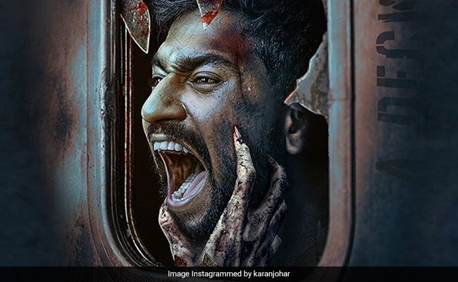 First Look Of Bhoot: Part One - The Haunted Ship: Vicky Kaushal's Terrorised Face Will Give You Nightmares