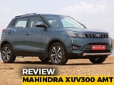 Video : Mahindra XUV300 AMT Review