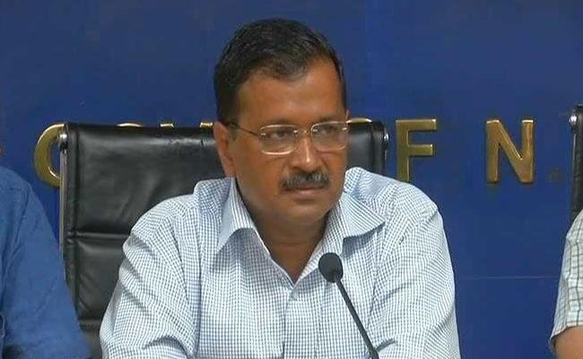 Arvind Kejriwal Writes To Union Minister Over Ravidas Temple Demolition