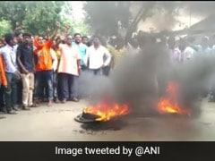 "BJP, Trinamool Workers Clash In Bengal Over ""Jai Shri Ram"" Chants"