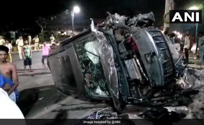 Car Runs Over 3 Sleeping Children In Patna, Driver Beaten To Death