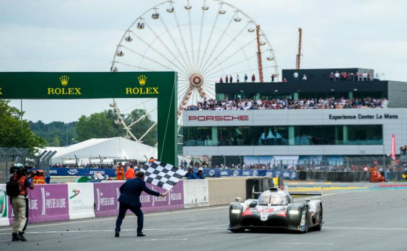 Le Mans 24 Hours: Toyota's Alonso, Buemi & Nakajima Win For Second Year In A Row