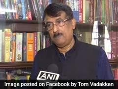 "Mass Resignations In Congress Part Of ""Scripted Drama"": Tom Vadakkan"