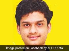 Staying Off Social Media Helped, Says IIT Entrance Topper Kartikey Gupta