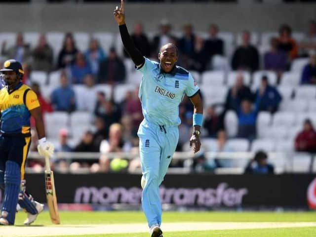"""""""Need To Push It A Lot Further"""": Jofra Archer Wants England To Build On World Cup Triumph"""