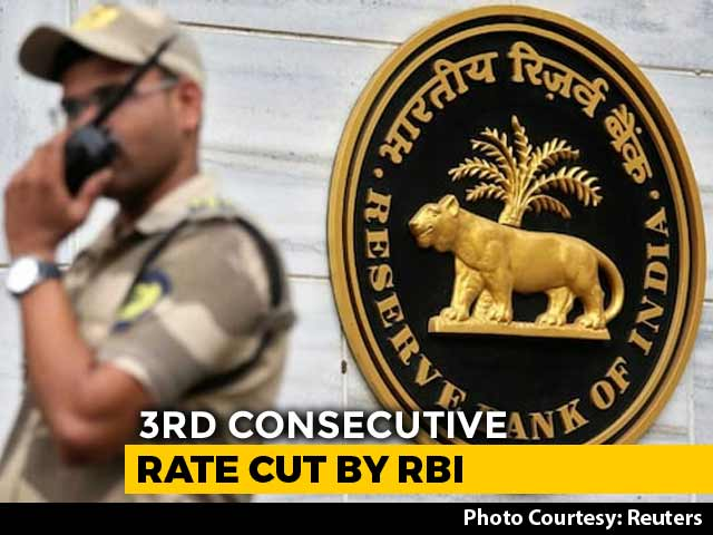 Video : RBI Cuts Rate To Lowest In 9 years To Boost Growth, Loans May Get Cheaper