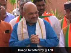 Home Minister Amit Shah Allocates Works To His 2 Deputies