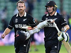 Kane Williamson Shines As New Zealand Beat Afghanistan In World Cup Stroll