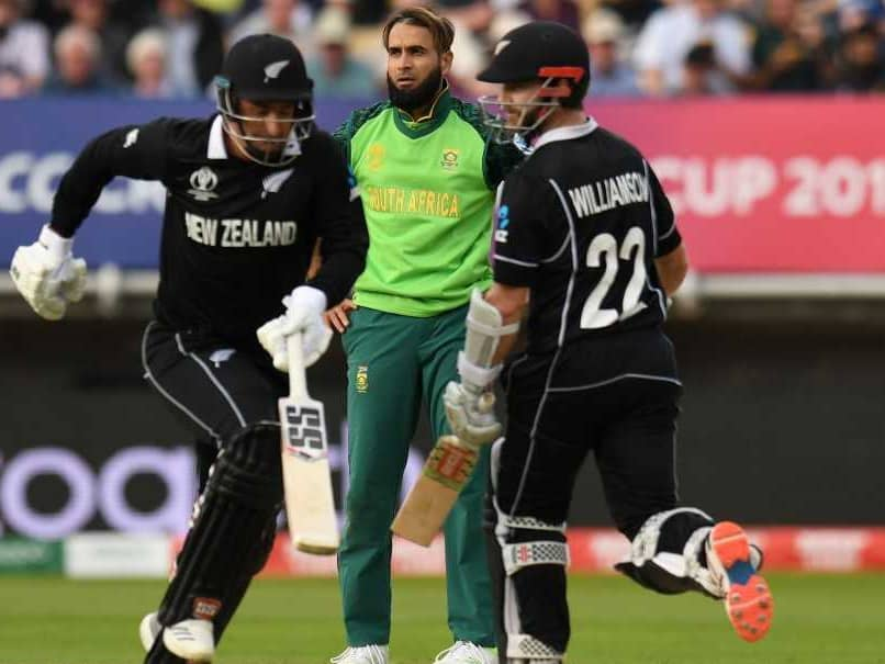 Kane Williamson Century Seals New Zealands Four-Wicket Win Over South Africa