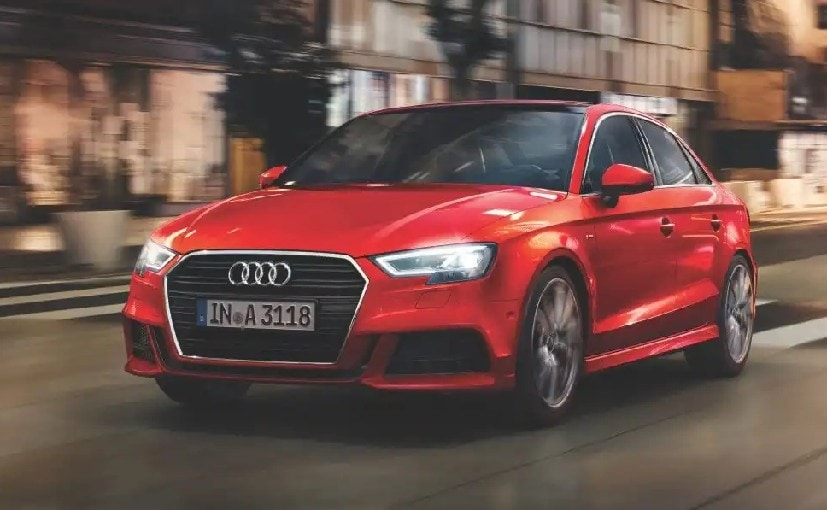 Audi A3 Gets A Price Cut By Up To ₹ 5 Lakh; Prices Start At ₹ 28.99 Lakh