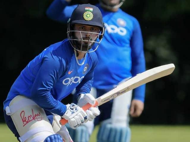 Rishabh Pant Makes World Cup Debut, Comes In For Vijay Shankar