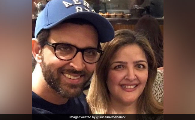 Kangana's sister Rangoli reveals Hrithik Roshan trying to put Sunaina behind bars