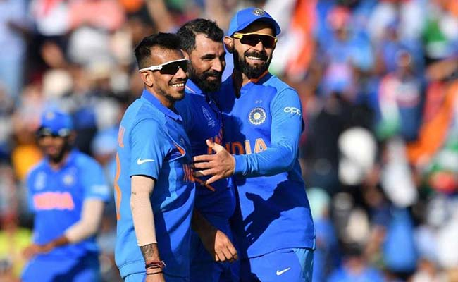 India vs Afghanistan Live Score, IND vs AFG Live Cricket Score, World Cup 2019: Mohammed Shami Set For World Cup 2019 Debut As India Face Afghanistan