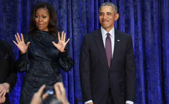 Barack Obama, Michelle To Produce Podcasts For Spotify