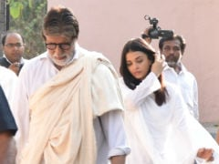 Amitabh Bachchan Attends Sheetal Jain's Funeral With Abhishek, Aishwarya; Remembers Him As 'Picture Of Sincerity'