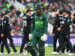New Zealand vs Pakistan Live Score, World Cup 2019: Pakistan Lose Openers Early In Chase Of 238
