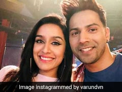 <I>Street Dancer 3D</I>: Shraddha Kapoor And Varun Dhawan Wrap Up Dubai Schedule