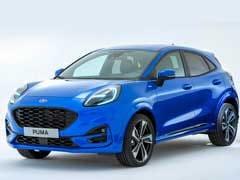 Ford Reveals Puma Compact Crossover