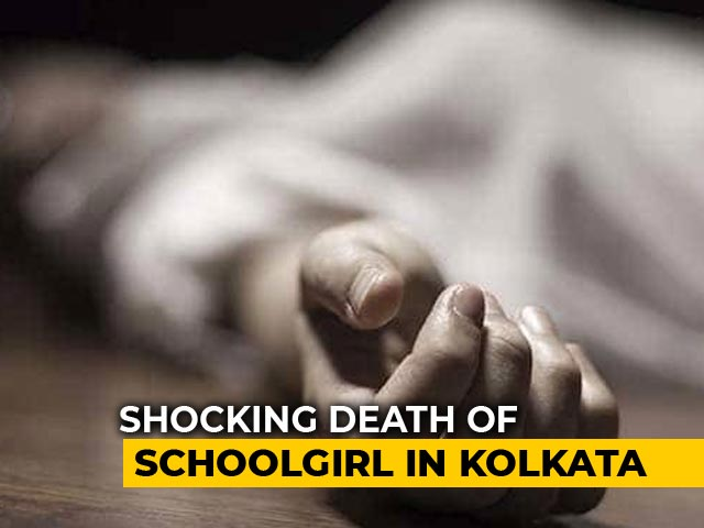 Video : Girl With Slashed Wrist, Plastic Over Head Found In Kolkata School, Dies