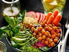 High Protein Diet: 6 Things To Add to Your Own Vegetarian Protein Bowl