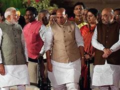 मोदी सरकार की 8 कैबिनेट कमेटियों में राजनाथ सिंह को केवल 2 में जगह, अमित शाह सभी में शामिल