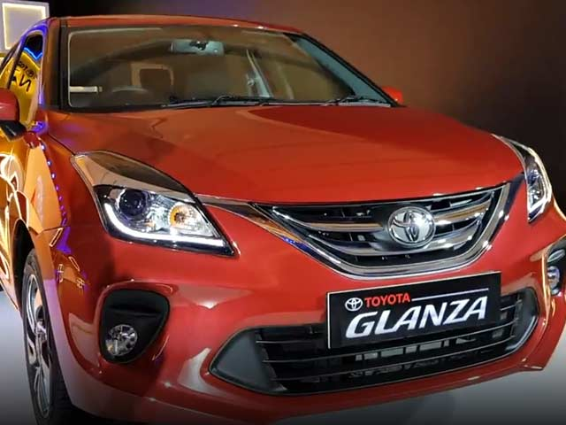 Toyota Glanza First Look