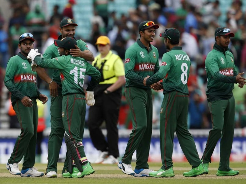 Bangladesh on facing England: 'Must be confident with our tactics'