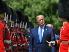 """Trump In New Attack On London's Mayor Calls Sadiq Khan A """"Disaster"""""""