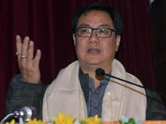 Kiren Rijiju's Plogging Idea Meets 2 Goals - Health And Cleanliness