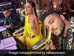 Raftaar 'Can't Wait' To Judge <I>Dance India Dance</I> With Kareena Kapoor And Bosco Martis