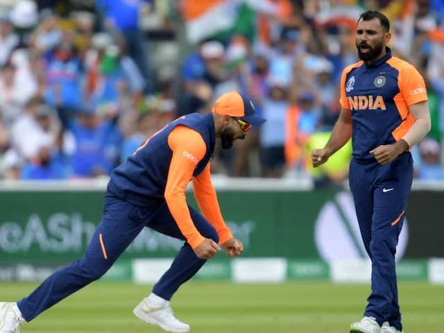 India vs England: Mohammed Shami Claims His First Five-Wicket Haul In ODIs