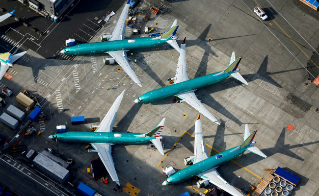 Behind Boeing 737 Max Crisis: Lax Regulator, Top-Down