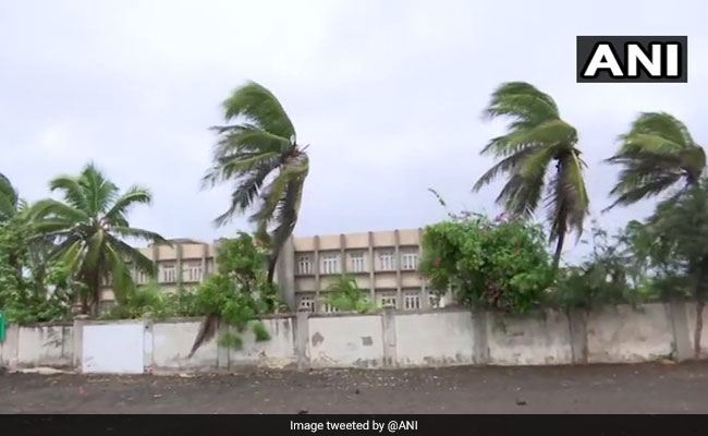 Cyclone Vayu, Headed For North Gujarat, To Weaken Further: Weather Office