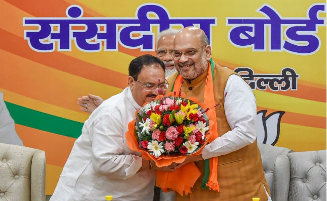 Will Try To Strengthen BJP As Its Worker, Says Working President JP Nadda