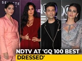 Video: Exclusive: GQ 100 Best Dressed Party