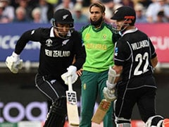 Kane Williamson Century Seals New Zealand
