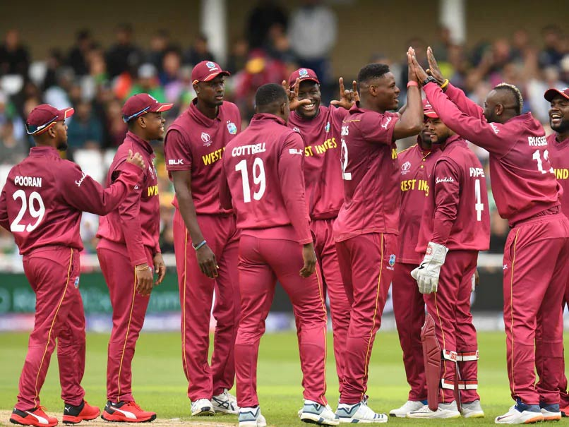 World Cup clash between West Indies and South Africa interrupted by rain