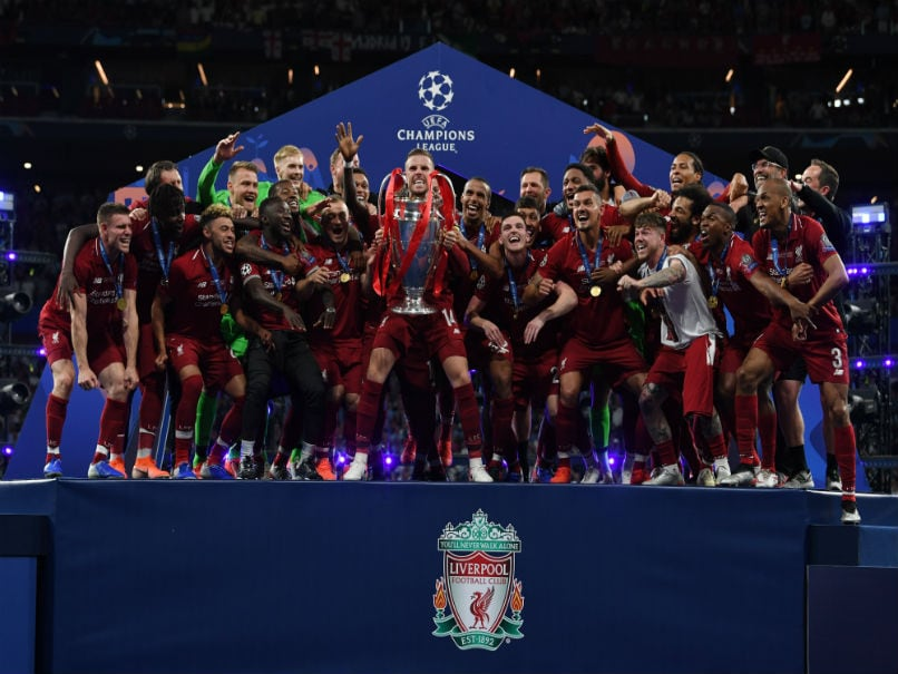 Champions League Final Liverpool Too Strong For Tottenham