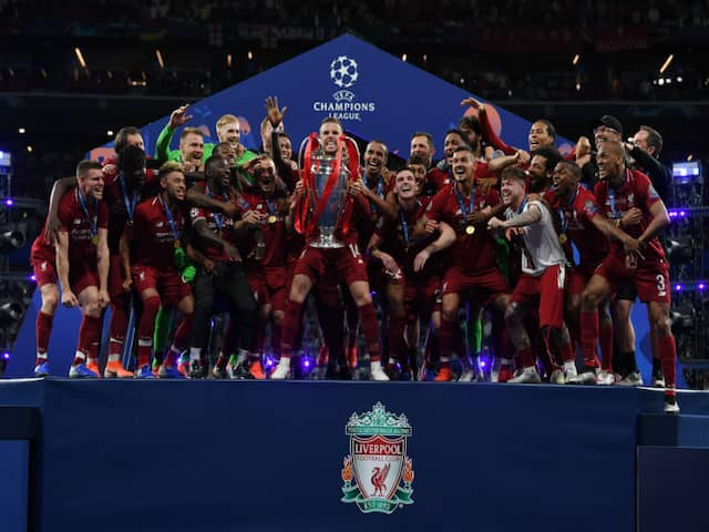 Champions League Final: Liverpool Beat Tottenham Hotspur By 2-0