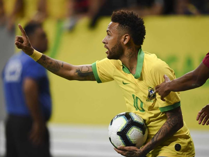 Woman Who Accuses Brazils Neymar Of Rape Gives Details In TV Interview