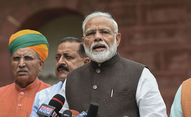 PM Modi's Mementos Sold For Over Rs 2.5 Crore In E-Auction