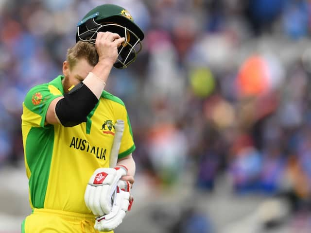 World Cup 2019: Glenn Maxwell Blames Conditions For David Warners Slow Start
