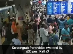 Kolkata Metro Services Disrupted For Over An Hour, Thousands Affected