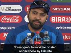 IND vs PAK: रोहित शर्मा से पूछा- पाक बल्लेबाजों को क्या सलाह देंगे? बोले- 'कोच बनूंगा तब बताऊंगा कि...' देखें VIDEO