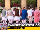 Video : Modi Government 2.0: Amit Shah Home Minister, Nirmala Sitharaman Gets Finance