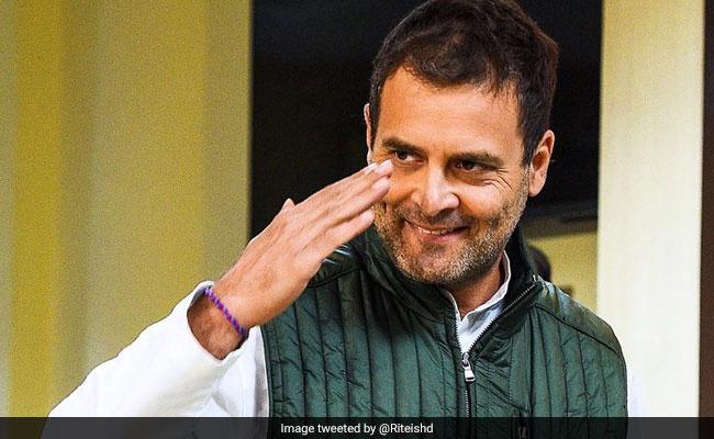 इस बॉलीवुड एक्टर ने राहुल गांधी को यूं दी जन्मदिन की बधाई, Tweet वायरल